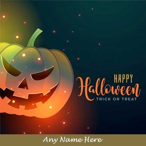 31 October 2019 Halloween Pics With Name