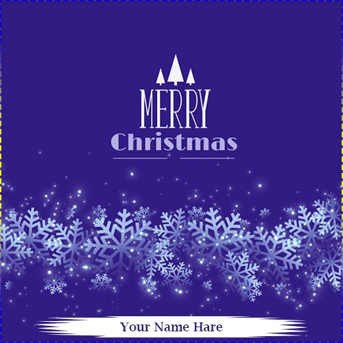 Merry Christmas Background Images With Own Name Edit