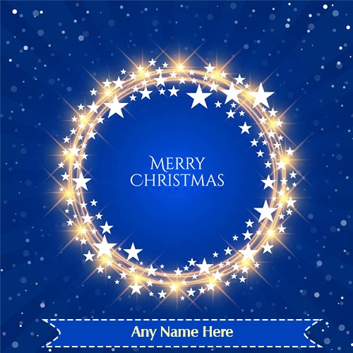 Merry Christmas 2019 Pictures With Name