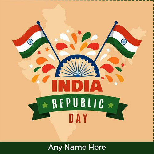 Indian Flag HD Wallpaper 26 January 2020 With Name