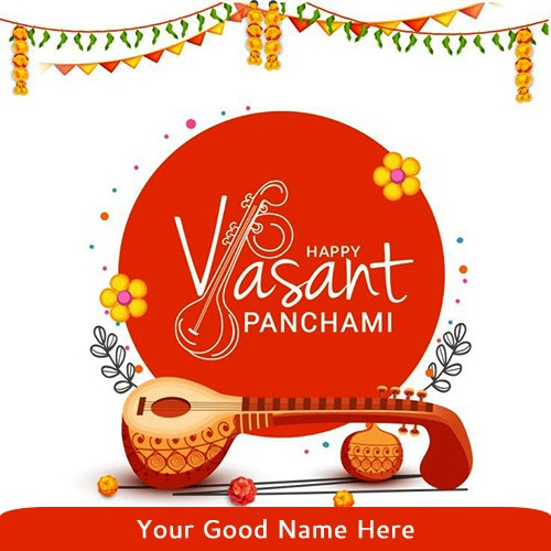 Basant Panchami 2020 Pictures With Name