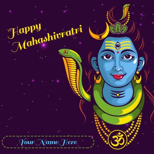 Lord Shiva Mahashivratri 2020 Pics With Name