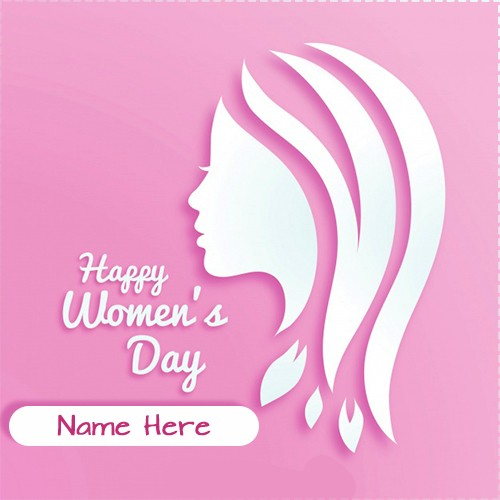 Happy Womens Day 2020 Picture With Name