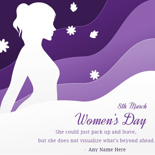Happy Womens Day 2020 Images Quotes With Name