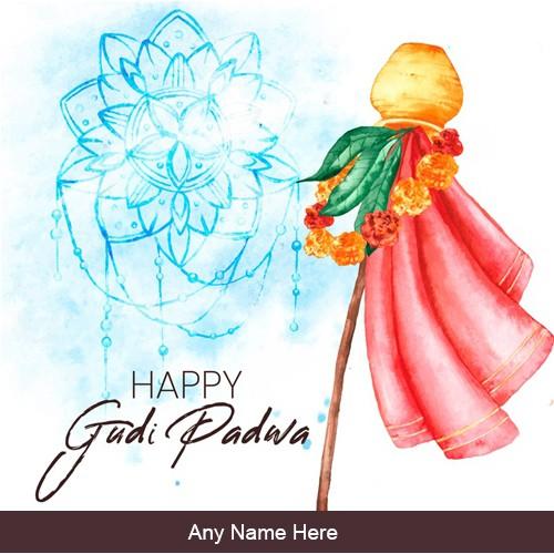 Gudi Padwa 2020 Images With Name
