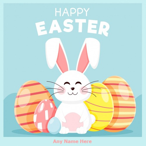 Happy Easter Day 2020 Pics With Name Download