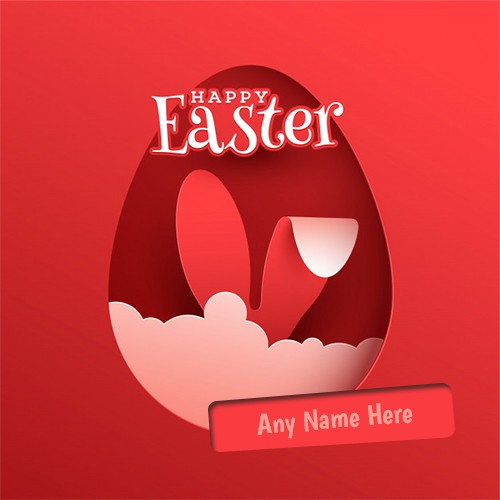Happy Easter Day 2020 Pictures With Name Download