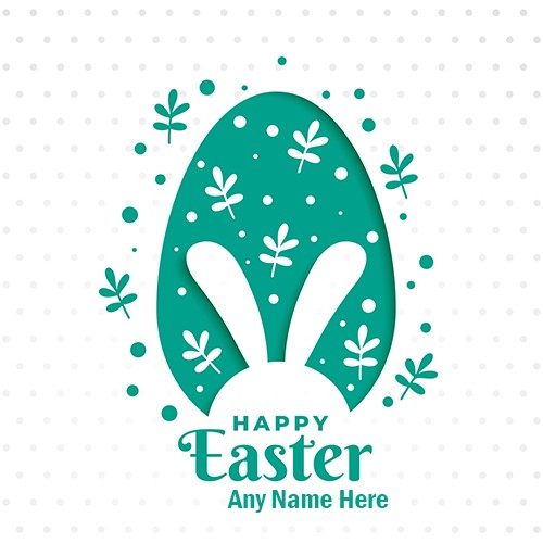 Happy Easter Day 2020 Images With Name Download