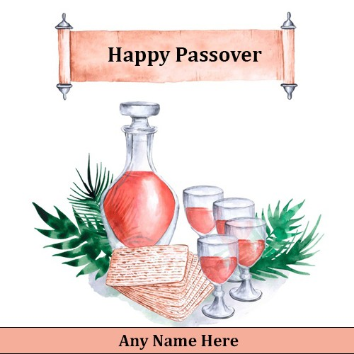 Happy Passover 2020 Images With Name