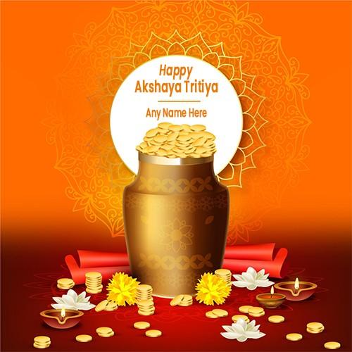 Akshaya Tritiya 2020 Pics With Name